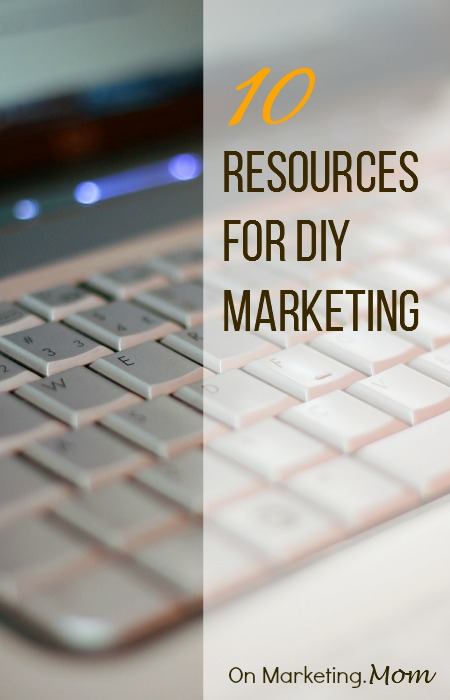10 Resources for DIY Marketing